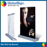 A3 Mini Roll up Banner Stand with Graphic