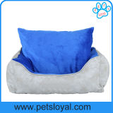 Leather Pet Dog Bedding, Pet Accessories (HP-15)
