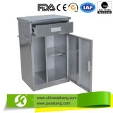 Saikang Stainless Steel Hospital Bedside Cabinet (CE/FDA/ISO)