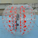 Colored Dots TPU Bubble Soccer, Knocker Ball for Adults D5030