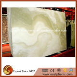 Natural Polished Blanca Onyx Slab