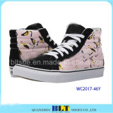 Clourful Printed Canvas Shoes for Women