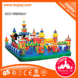 Commercial Kids Game Inflatable Toy Bunce Castle