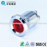 Qn12-LED-C 12mm Colorful 24V Spade Pin Indicator LED