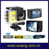 W9 Sj Camera WiFi Action Camera 1080P Full HD Waterproof Helmet Sports Camera