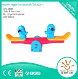 Children′s Plastic Rocking Toy Seesaw with Ce/ISO Certificate