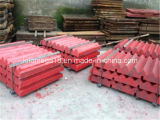 High Manganese Steel Jaw Plates for Exporting