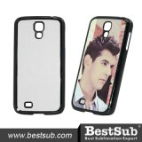 Bestsub Black Plastic Personalized Printing Sublimation Phone Cover for Samsung Galaxy S4 (SSG36N)