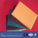 Clothing and Leather Fabric Acoustic Panel