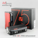 100% Authentic Hcigar Vt75 Box Mod with One 26650 Battery or 18650 Battery