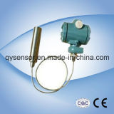 High Temperature Lquid Level Pressure Sensor with Display