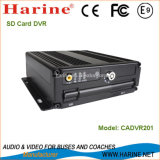 Bus Surveillance System SD Card Vehicle DVR