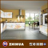 2016 Modern Design Kitchen Cabinet Door From Flower UV MDF