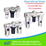 AC2000, 3000, 4000, 5000 F. R. L Combination SMC Type Air Source Treatment Unit