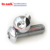 ISO7380 Stainless Steel Hexagon Socket Button Head Screws