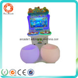 2016 Newest Hot Sale Double Players Coin Operated Kids Lottery Fishing Game Machine