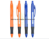 Click Type Advertising Plastic Scrolling Message Ball Pen with 6 Windows