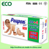 A Grade Poupon Best Quality High Absorbent Comfortable Disposable Baby Diaper
