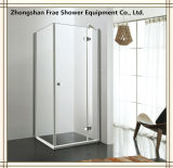 High Quality Brass Hinge Shower Enclosure / Bath Screen