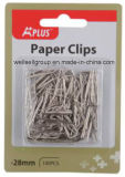 Triangular Paper Clips for Office and School Supplies