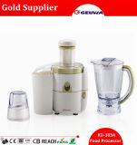 Multifunction Food Processor with 450W Juicer, Blender, Drymill