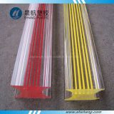 Special Shape Acrylic PMMA Rod by 100 Virgin Material