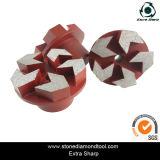 Floor Grinding Metal Diamond Plugs/Polishing Metal Plugs/Plugs