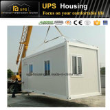 20 Feet Sandwich Panel Luxury ISO Certificated Prefabricated Fabrication Container House