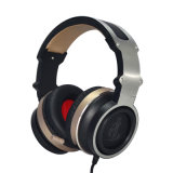 Professional Gaming Headset with LED Light and Mic