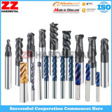 Tungsten Cemented Carbide End Milling Cutters