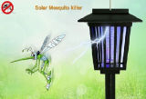 Outdoor Solar Lamp Rechargeable Mosquito Killer Lamp