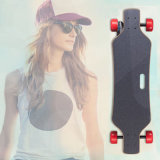 Wholesale 4 Wheels Belt Driven Electric Skateboard with Remote Controlled