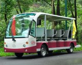 14 Passenger Golf Cart Sightseeing Bus for Sale (DN-14)