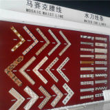Factory Supply Polished Mosaic Marble Boarder