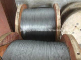 Hot-Dipped Galvanized Steel Wire Staand 1*7