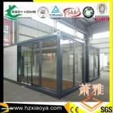 Reliable Flat Packed 20FT Newest Design Refugee Container House