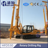 Manufacturer of Hfd530, Rotary Pile Drilling Rig for Sale