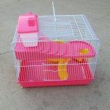 Deluxe Hamster Cage Slide Cabin Hamster Cage