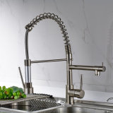 Flg Kitchen Faucet with Pull Down Vessel Sink Faucet/Tap/Mixer
