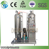 Beverage High CO2 Content Drink Mixer