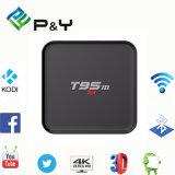 2016 Best TV Box Android 6.0 T95m S905X 2g 8g Set Top TV Box with Ota Update