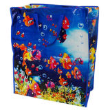 Customized Many Design Wholesale Carrier Bag Plastic Bag