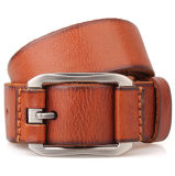 First Grade Leather Pin Buckle Belts