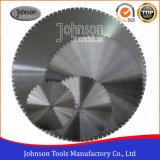 600-1600mm Diamond Saw Blade for Wall Saw Concrete Cutting
