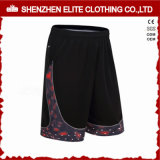 Custom Logo Men′s High Quality Soccer Shorts (ELTSSI-16)