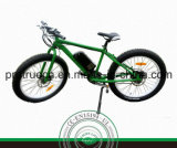 Fat Tire Electric Bicycle with Brushless Rear Motor