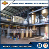 High Recovery Rock Gold Leaching Production Line Supplier