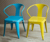 Industry Cast Iron Metal Stool, Metal Chair (LL-BC051)