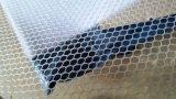Hexagonal Polyester Mesh for Strengthening Mosaic Back Mounting