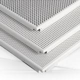 Aluminum Clip-in False Suspended Metal Ceiling Panel for Interior Decorative